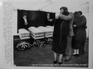 Families bury six children
