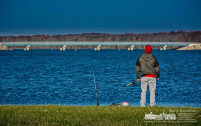Rather be fishing than shopping on Black Friday