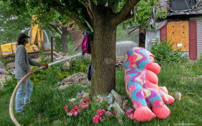 Memorial for  Hannah