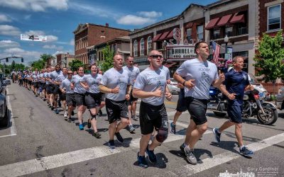 Police Cadets Fun Run Westerville