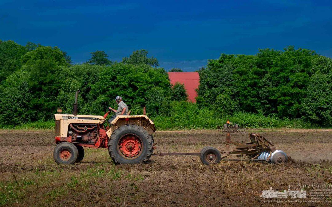 Late Planting Season Tilling