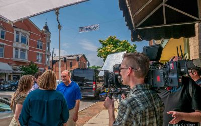 Uptown Becomes A Political Ad Video Set