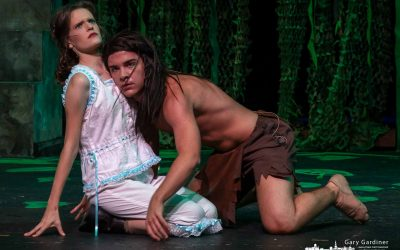 Tarzan And Jane, On Stage
