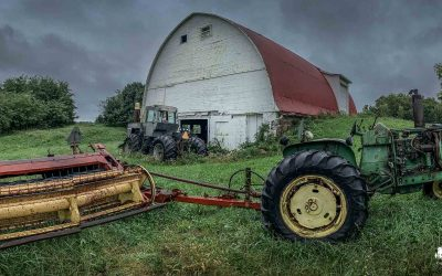 Fall Weather Dampens Braun Farm