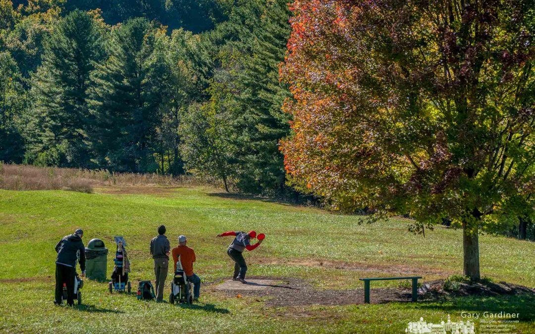 Sunday Disc Golf Championships