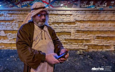 Smartphone Shepherd