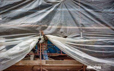 Graeter's Gets Building Restoration