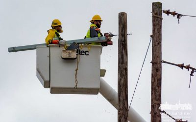Power Pole Replacement