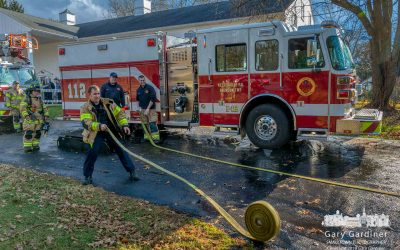 Firefighter Training Rollup