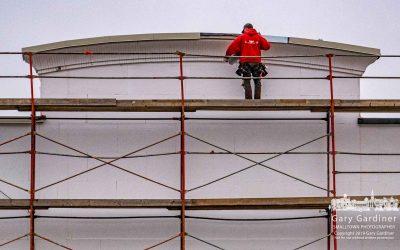 Glengary Facade Upgrades Continue