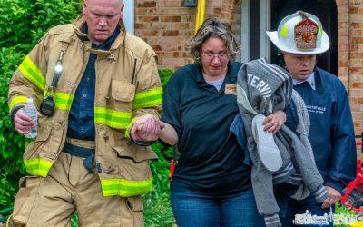 Fire Scene Assistance