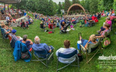An Arc Of Summer Concert Enjoyment