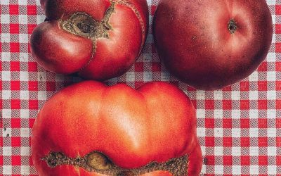 Heirlooms Mark The First Of The Season