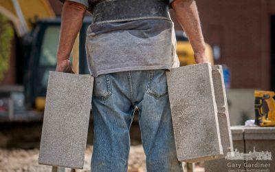 Load Of Foundation Blocks