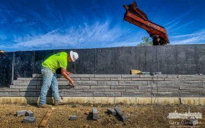 Mortar Raking The Wall