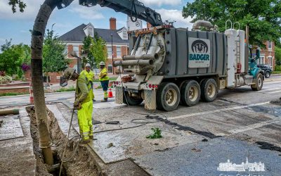 Trenching Into State Street