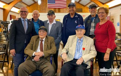 World War II Veterans and Legion of Honor