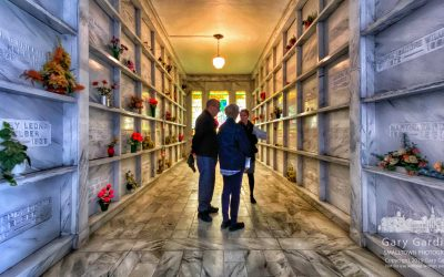 Otterbein Mausoleum Re-Dedicated