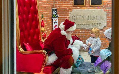 Santa's Gentle Persuasion