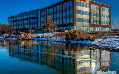 DHL Reflecting Pond
