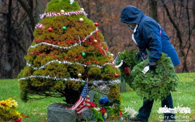 Wreaths for the Warriors