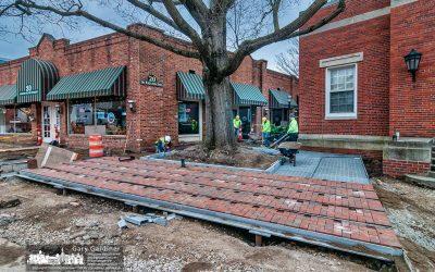 Brick Walk Extension