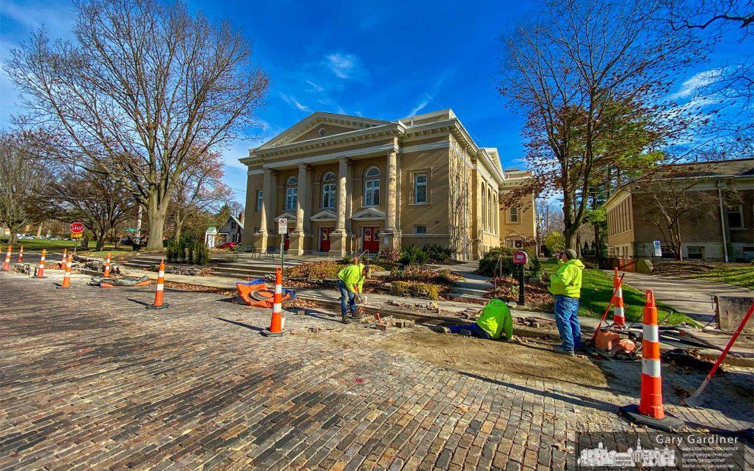 Grove Street Upgrade