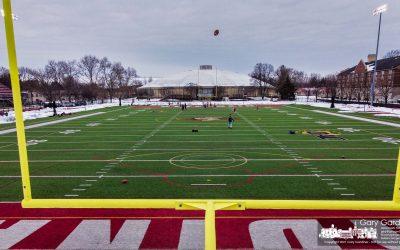 Winter Football Practice