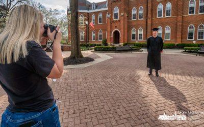Grad Gown Photo