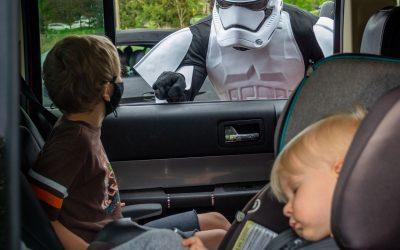 Stormtrooper Siesta