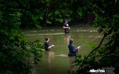 Rushing Water Fishing