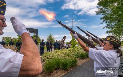 9/11 Honor Guard Salute