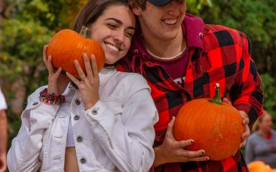 Pumpkin Patch Picture Perfect Pause