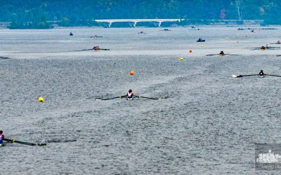 Rowing Returns To Hoover